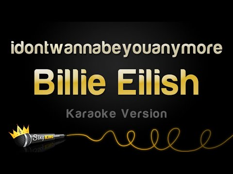 billie-eilish---idontwannabeyouanymore-(karaoke-version)