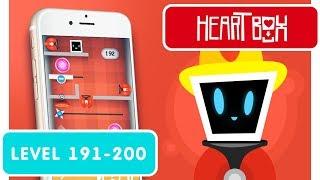 Official Heart Box Walkthrough Level 191-200
