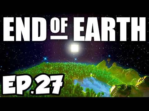 End of Earth: Minecraft Modded Survival...