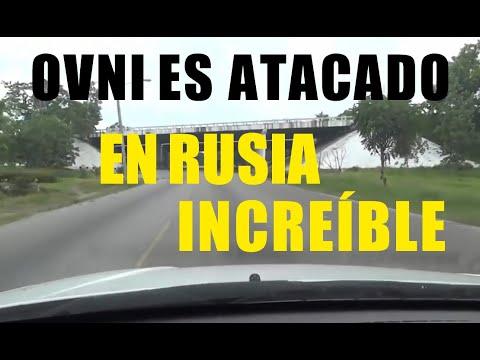 OVNI ES ATACADO EN RUSIA, LO QUE HA PASADO ES SORPRENDENTE