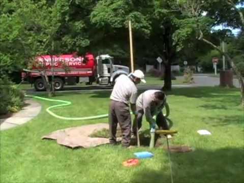 Septic Maintenance in Fairlawn