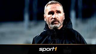 Zukunft von Stuttgart-Trainer entschieden | SPORT1 - DER TAG