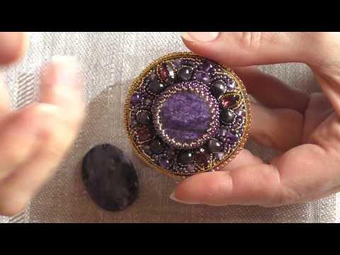 Чароит- восхитительный камень. Описание и свойства