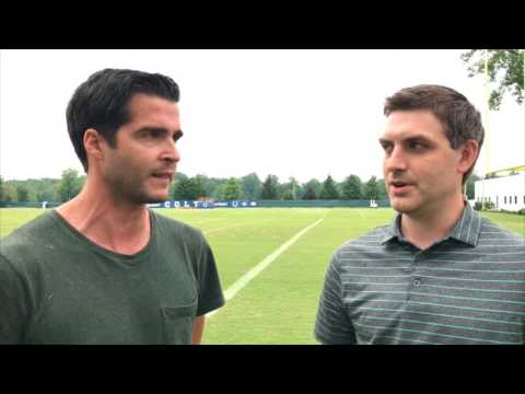 Kyle Meinke and MMQB's Chris Burke discuss the best and worst of Lions training camp so far