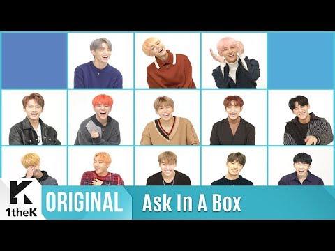 ASK IN A BOX: SEVENTEEN(세븐틴) (Part.1) _ Clap(박수)