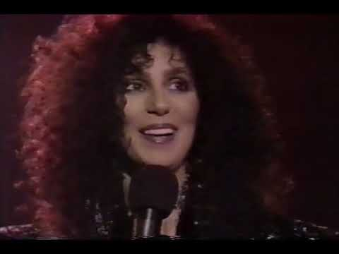 Cher Talks About Her Return To Rock & Roll At The 1987 MTV Video Music Awards (1987 VMA''s)