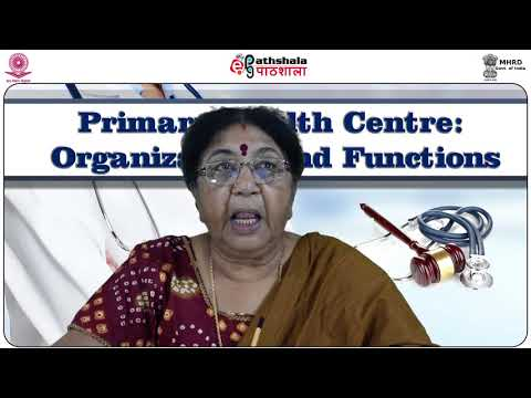 Primary Health Center: Organization and Functions