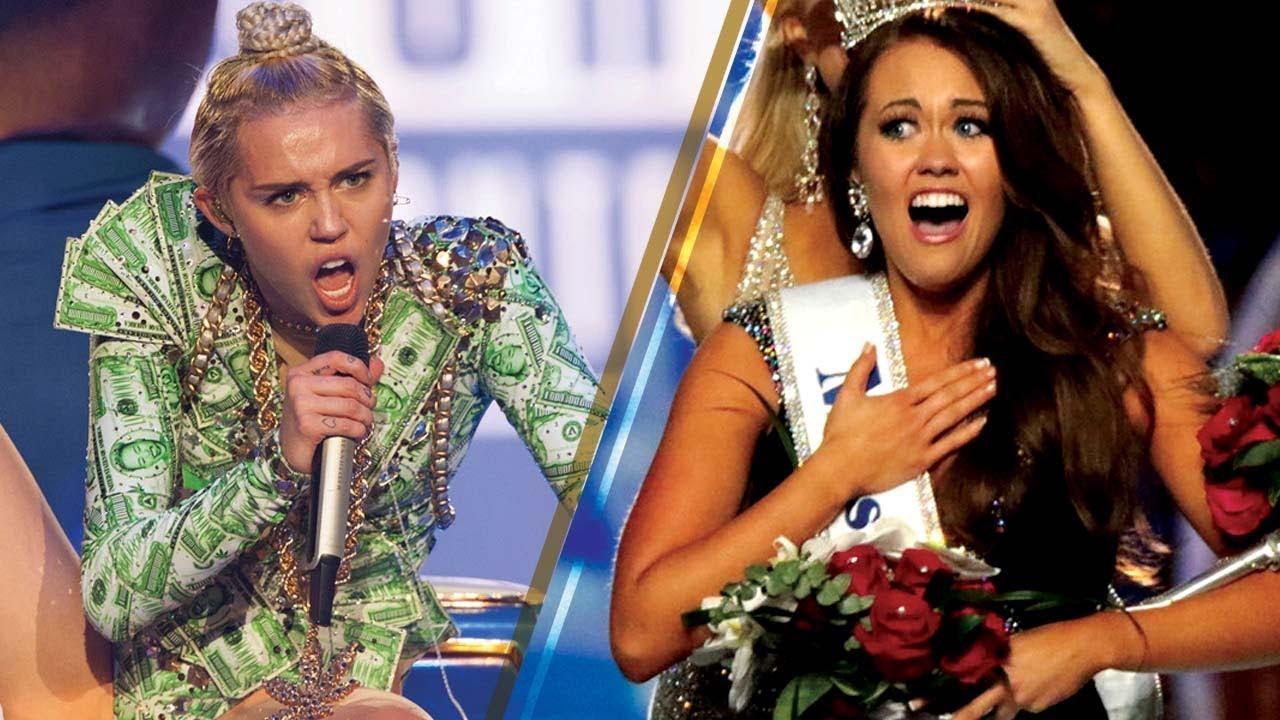 Miley cyrus pornstar look alike