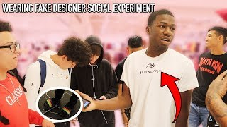 Flexing Fake Designer In Public! 😂 *EXPOSED*