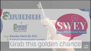 SWEY 2021 - A Virtual Communication Contest