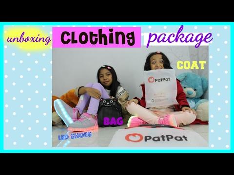 CLOTHING HAUL ♥ PatPat.Com| Dapet LED Shoes keren ...