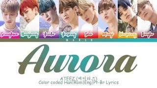 Download lagu ATEEZ (에이티즈) – Aurora (Color Coded Lyrics/Han/Rom/Eng/Pt-Br)