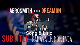 Dream On - Aerosmith Song Liric | Subtitle Bahasa Indonesia