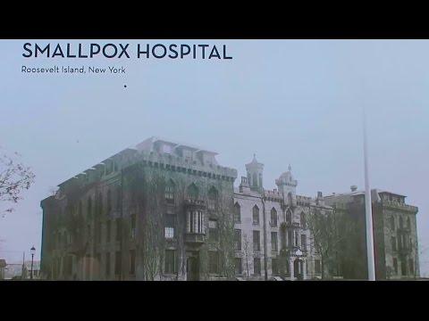 Smallpox Hospital, Roosevelt Island NYC, Tour and Dark History 2017 HD