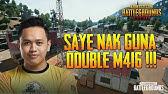 SAYE NAK GUNA DOUBLE M416 !!! YAKUZA SANHOK GAMEPLAYPUBG MOBILE