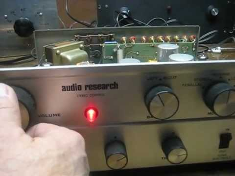 AUDIO RESEARCH SP-2 PREAMP
