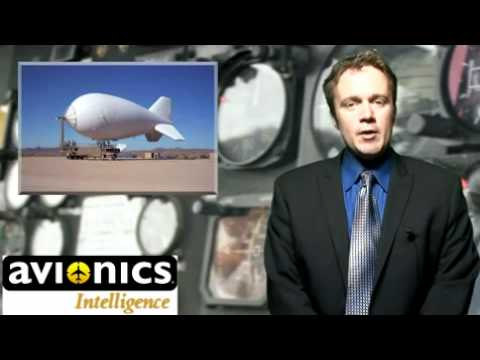 U.S. Military Uses Unmanned Airships For Persistent Surveillance