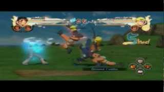 How I Win Online Matches #2 In Naruto Shippuden Ultimate Ninja Storm Generations Gameplay