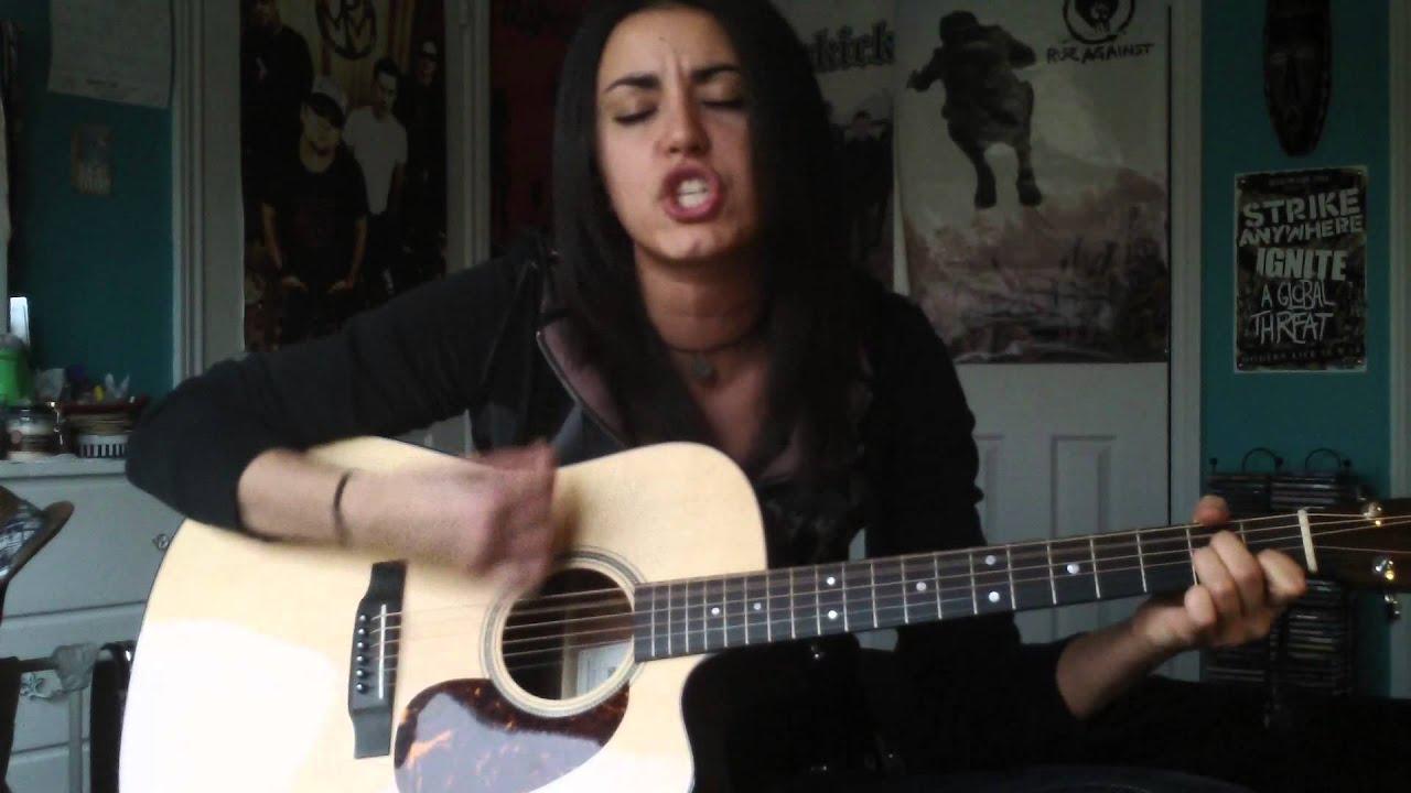strike-anywhere-chalkline-acoustic-cover-jenn-fiorentino