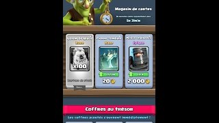 new deck with ice golem new card clash royale