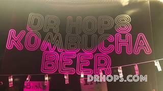 Dr Hops Kombucha Beer at Twisted Tasting - Santa Cruz, CA BHmedia.co
