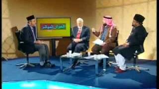 الجماعة الاحمدية ترد على قناة الحياة - 10