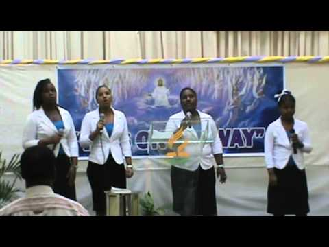 BASSE TERRE SDA CHURCH , Trinidad -Swing Low Sweet Chariot