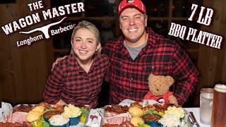 THE WAGON MASTER BBQ CHALLENGE
