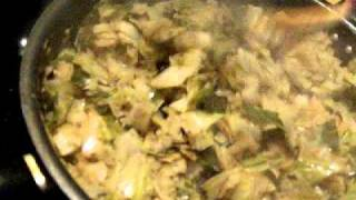 How To Make Fried Cabbage