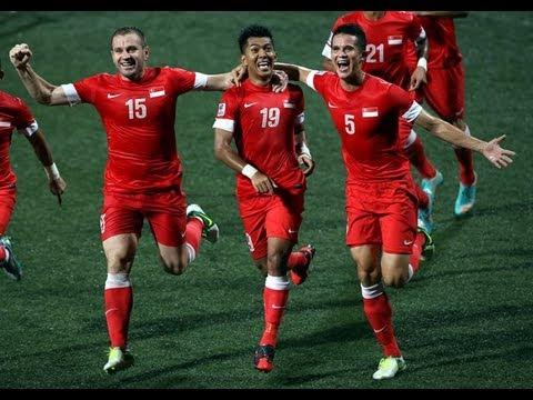 Semi Final: Singapore vs Philippines (2nd Leg) - AFF Suzuki Cup 2012