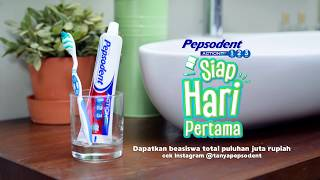 Pepsodent Action 123 - #SiapHariPer...