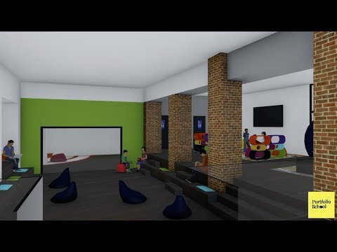 Portfolio School, 90 Hudson Street - Virtual Tour