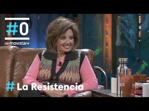 María Teresa Campos 'perrea' con Broncano a ritmo de Maluma
