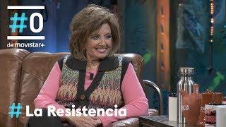 LA RESISTENCIA - Entrevista a María Teresa Campos   Parte 1   #LaResistencia 20.01.2020