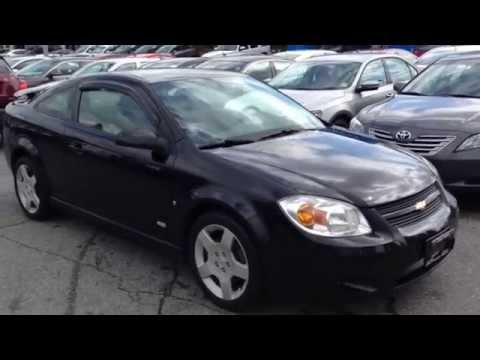 2007 Chevrolet Cobalt Ss Coupe For Sale At Eagle Ridge Gm In Coquitlam Bc