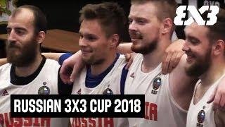LIVE 🔴 - Кубок России 3х3 2018 / Russian 3x3 Cup 2018 - Pt. 1
