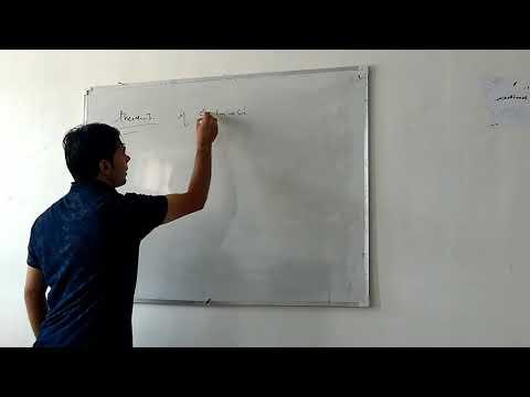Fundamental theory necessary part