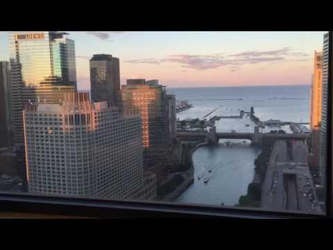 Hyatt Regency Penthouse Chicago Presidential Suite Room 3607