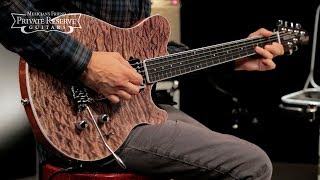 Download Ernie Ball Music Man Quilt Top BFR Axis Super Sport Electric Guitar MP3 song and Music Video