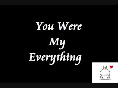 you were my everything aviation Clip from butterfly effect 2 song by aviation - you were my everything what do you think of it it's my first vid go check out my other vids too lyrics: this goes out to someone that was once the most important person in my life i didn't realize it at the time i can't forgive myself for the way i treated you so i don't really expect you to either it's just.