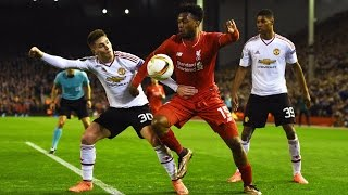 Manchester United vs Liverpool 1-1 ENGLAND: Premier League 15.01.2017 highlights & full goals 1 1