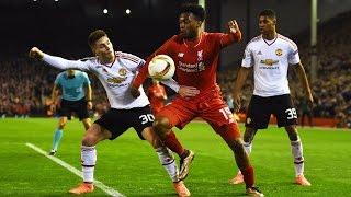 Video Gol Pertandingan Liverpool vs Manchester United