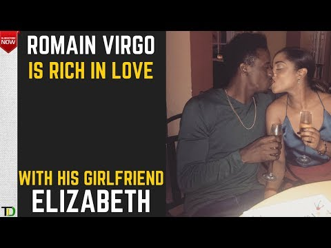Romain Virgo sends Heartfelt Birthday Wishes to His Girlfriend - Elizabeth!