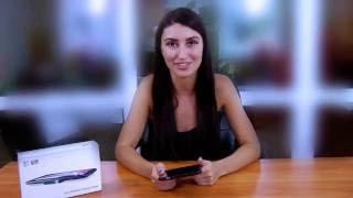 Видео обзор планшета с проектором SMARTQ U7 Купить недорого в Украине и Киеве.(, 2016-07-13T06:38:24.000Z)