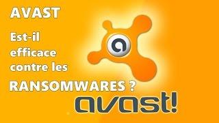 Avast est-il un antivirus efficace contre les ransomwares ?