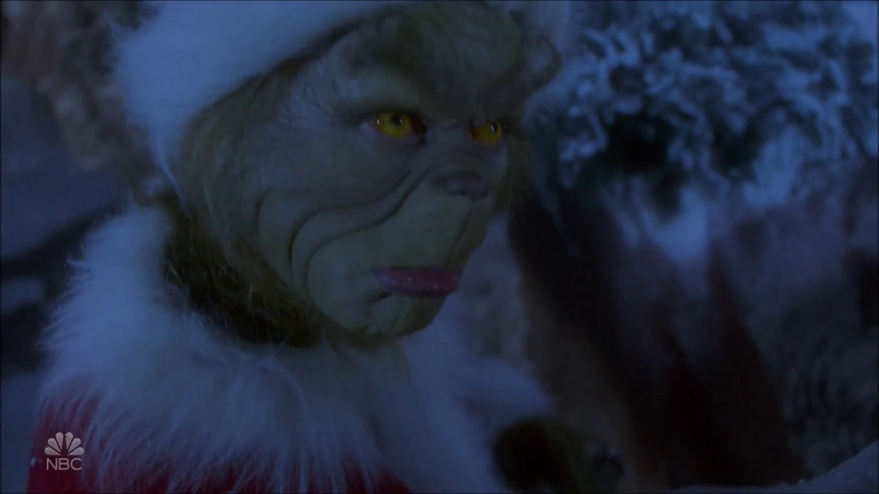 The Grinch Makes a Reindeer