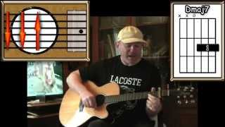Woman - John Lennon - Acoustic Guitar Lesson
