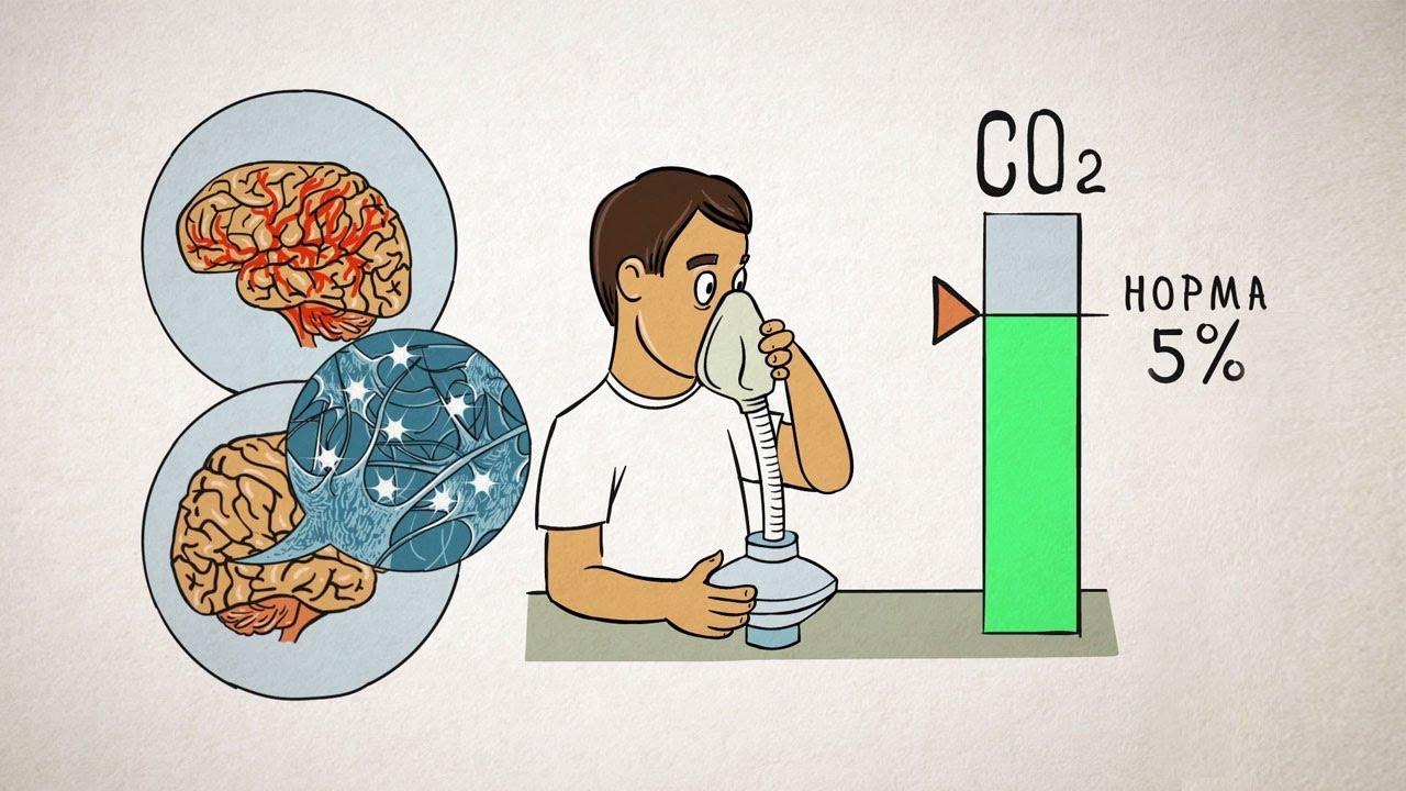 Углекислый газ (СО2) для ЗДОРОВЬЯ! Как и почему ...