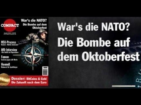 COMPACT 6/2013 - Anschlag auf Oktoberfest 1980 - War's die NATO?