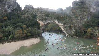 Challenge 2014 des Gorges de l'Ardèche - Marathon 2014 des Gorges de l'Ardèche (4K)